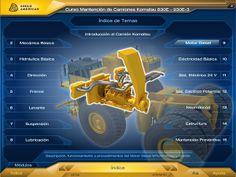 Komatsu trucks Basic Maintenance Course on Behance