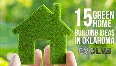 15 GREEN HOME BUILDING IDEAS IN OKLAHOMA #Architecture #Construction #Decor #DecorationBuilding