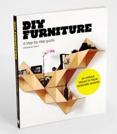 diy furniture - got the book