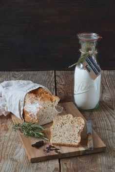 Backmischung für ein köstliches Mediterranes Brot von Sweets & Lifestyle® Party Snacks, Meal Prep, Tray, Meals, Baking, Healthy, Food, Decor, Kuchen