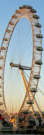 The Eye of London | England