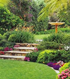 stair ideas for the garden by pauline