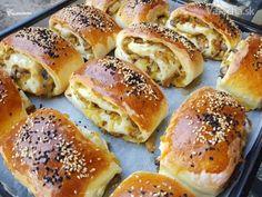 Hamburger, Food And Drink, Bread, Nova, Savory Snacks, Hampers, Meals, Brot, Baking