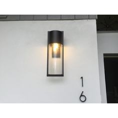 You'll love the Dwell 1 Light Outdoor Sconce at AllModern - With Great Deals on modern Lighting  products and Free Shipping on most stuff, even the big stuff.