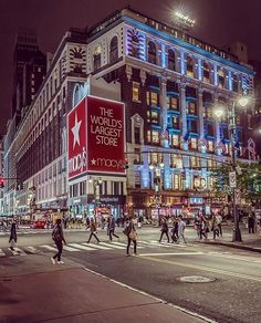 Macys New York City