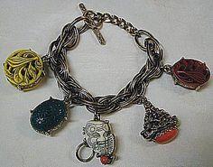 Selro Devil Charm Bracelet