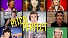 STARSHIPS - Performed by Mike Tompkins and the PITCH PERFECT Cast!!