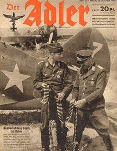 Der Adler №22 29 October 1941