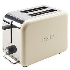 Kenwood kMix Boutique 2-Slice Toaster, Almond