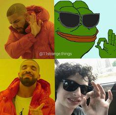 Stranger Things Season 3, Cast Stranger Things, Stranger Things Netflix, Saints Memes, Little Memes, Cute Memes, Fandom, Future Husband, Good People