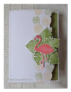 Pop of Paradise- Stampin' Up!