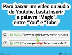 Como baixar vídeos ou música do Youtube rapidamente