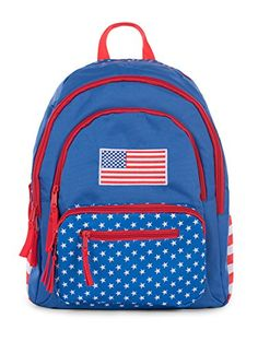 c326118171 American Flag USA Backpack    More info could be found at the image  url.Note It is affiliate link to Amazon.  sanfrancisco