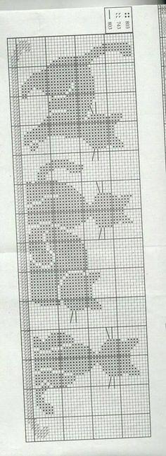 Apiment& Ponto de Cruz - Passionate about Cross Stitch, # . - Apiment& Ponto de Cruz – Passionate about Cross Stitch, # - Cat Cross Stitches, Cross Stitch Bookmarks, Crochet Bookmarks, Cross Stitch Charts, Cross Stitch Designs, Cross Stitching, Cross Stitch Embroidery, Embroidery Patterns, Cross Stitch Patterns