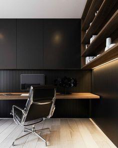 Ruban Led pour éclairer discrètement votre bureau avec possibilité d'installer un variateur pour encore plus d'intimité