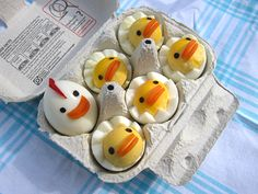 Hen and Chick eggs