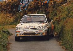 13 years ago today one of Irish rallying's greats, Bertie Fisher (pictured), was killed in a helicopter crash. His son (and Peugeot UK works driver) Mark and daughter Emma also perished. All are sadly missed. RIP all three.