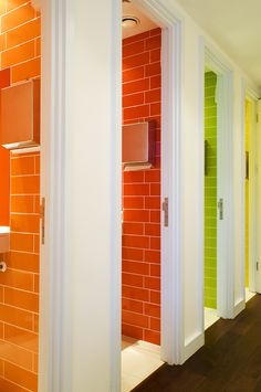 Don't forget to design the bathrooms! // Oojam Indian Restaurant: By Lifeforms… …