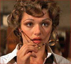 Rachel Weisz as an academic librarian in The Mummy.