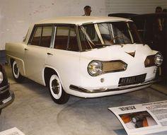 Renault Projet 600, Prototype n°1, 1958
