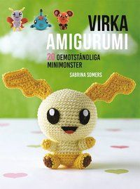 I love crocheting amigurumi. I know someoe who would love it if I crocheted all of these :) Pocket Amigurumi : 20 Mini Monsters to Crochet & Collect Crochet Amigurumi, Crochet Food, Amigurumi Patterns, Amigurumi Doll, Knitting Patterns, Crochet Patterns, Crochet Ideas, Crochet Pokemon, Crochet Rabbit