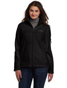 awesome Columbia Women's Plus-Size Fast Trek II Full Zip Fleece Jacket Plus, Black, 2X -4-way comfort stretch Zip-closed security pocket Imported -http://weddingdressesusa.com/product/columbia-womens-plus-size-fast-trek-ii-full-zip-fleece-jacket-plus-black-2x/