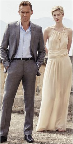 Jed's Dress from The Night Manager