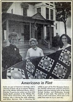 GLQC Exhibits - The Mary Schafer Collection: A Legacy of Quilt History 8