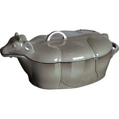8 Quart Cow Cocotte Dutch Oven by Staub Toy Kitchen, Home Decor Kitchen, Kitchen Knives, Kitchen Gadgets, Kitchen Stuff, Kitchen Things, Kitchen Utensils, Kitchen Tools, Graphite