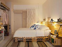 cama palet - Buscar con Google