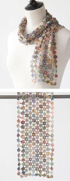 *Sophie Digard 2014SS レディース VIRGINIA SMALL LINEN SCARF スカーフ スモール (NRGC ) S