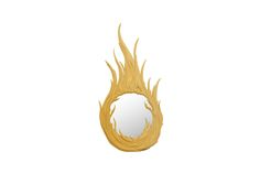 Fire and Flames Mirror.