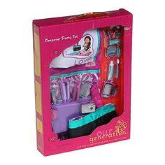 18 Doll Sleepover Party Set Sleeping Bag and Accessories Our Generation http://www.amazon.com/dp/B009J2LZSG/ref=cm_sw_r_pi_dp_zuzPvb1EFBN8N