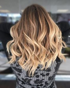 Tired of balayage? Why colour melt hair is 2017's BEST trend