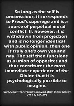 Carl Jung on Freud's Super-Ego - Carl Jung Depth Psychology
