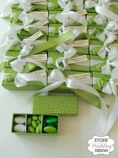 Bomboniere- scegli il colore tema per il tuo matrimonio,vieni a visitare Beautiful Sposi