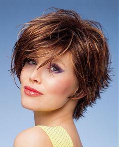 idée coupe cheveux courte femme 40 ans
