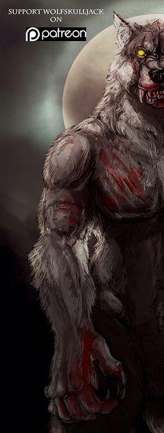 Patreon by WolfSkullJack