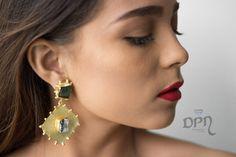 Etnia Earrings Earrings, Jewelry, Fashion, Jewellery Making, Moda, Jewels, Fashion Styles, Ear Piercings, Jewlery