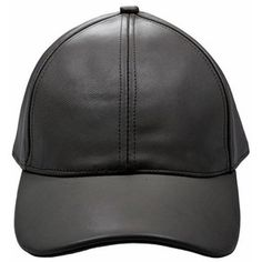 Black Leather Cap Leather Cap f674de3f9b0e