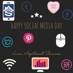 Happy #SocialMediaDay to all our lovely followers! We love you  #socialmedia #smday #grateful http://ift.tt/297wiYn IFTTT Instagram http://ift.tt/2957iQm