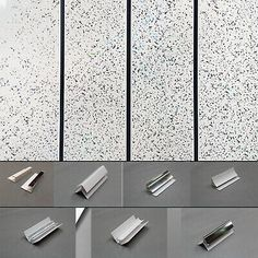 White Sparkle 1000mm Wide Shower Panels 1m x 2.4m Wet Wall Panel Cladding 10mm