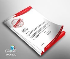 Corporate Stationery http://graphicworld.co