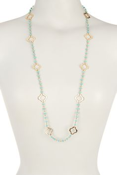 Caroline Necklace by Shira Melody Jewelry on @HauteLook