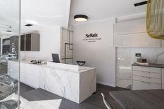 Showroom SieMatic à Nice - Rénovation complète - SieMatic