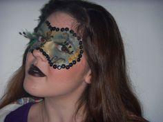 Maquillaje Artistico Antifaz