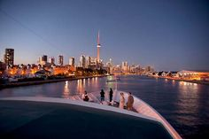 10 Unique Dining Experiences in Toronto Restaurant in the CN Tower, Guu Izakaya [Japanese pub], 3030 Dundas [hip beer hall]) Toronto Hotels, Toronto Tourism, Toronto Travel, Toronto Harbourfront, Toronto Skyline, Romantic Weekend Getaways, Cruise Wedding, Toronto Canada, Day Trips