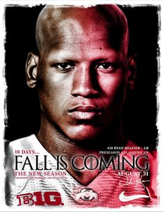 FALL IS COMING RYAN SHAZIER-BY SAMUEL SILVERMAN.