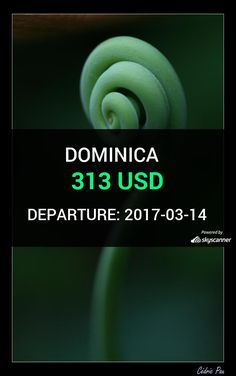 Flight from Phoenix to Dominica by Avia #travel #ticket #flight #deals   BOOK NOW >>>