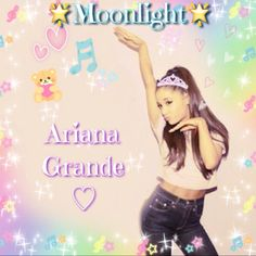My edit to the Beautiful Queen,Ariana Grande :) Love you SOOO much Ari!!!